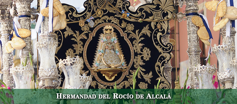Simpecado Rocio de Alcalá