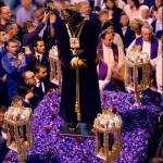 El Cautivo se convirtió en el eje devocional de Alcalá en el Vía Crucis del Consejo