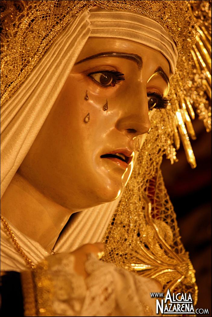 Nazarena AmarguraAlcalá De Jueves SantoHermandad La Ibf7yvgY6