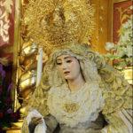 Desde hoy, besamano a la Virgen del Rosario en los Salesianos