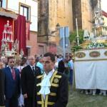 La procesión del Corpus Christi en Alcalá