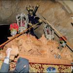 El nuevo órgano de Santiago sonará en la salida de Jesús Nazareno