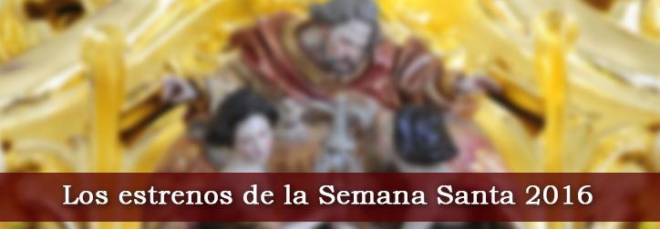 Estrenos de la Semana Santa de Alcala de Guadaira