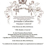 Último día de las Jornadas Culturales 'Palmas y Olivos'