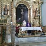Gozoso día de Misa y Vigilia en homenaje a Sor Catalina, en la Iglesia Conventual de Santa Clara