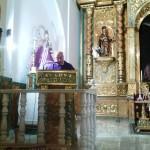 El homenaje a Sor Ángeles de San Francisco fue un homenaje a Cristo Eucaristía