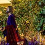 La lluvia trunca el Vía Crucis de las Hermandades de Alcalá