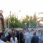 La Virgen de la Caridad recorrerá, este sábado, su barrio de Pablo VI