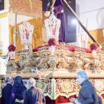 El taller de Hermanos González dorará el paso de Jesús Nazareno