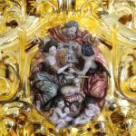 Cultos en honor del Santísimo en la Borriquita