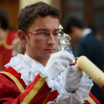 Alejandro Sola elegido pregonero Juvenil de la Semana Santa de Alcalá
