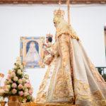 Cultos en honor a la Virgen del Dulce Nombre en San Sebastián