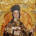 Este jueves, celebración de la festividad de Santa Clara en el Convento