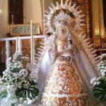 Besamano y Fiesta de Nuestra Señora de los Ángeles en el Convento de Santa Clara
