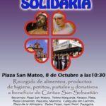 La 4ª edición de la Parihuela solidaria llega este sábado