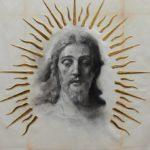 Una obra de Jesús Alcarazo conmemora el 75 aniversario del Señor de la Buena Muerte