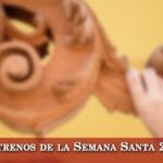 Estrenos y datos de interés de la Semana Santa de Alcalá de Guadaíra