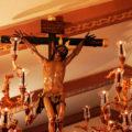El paso del Cristo del Perdón comienza a dorarse para la próxima Semana Santa