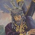 Jesús y el palio del Socorro, en el cartel de la Semana Santa
