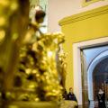 Los nazarenos del Santo Entierro entrarán en San Sebastián el Viernes Santo