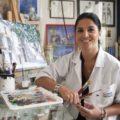 Nuria Barrera pintará el cartel de la Semana Santa de Alcalá 2018