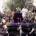 La Banda de Cornetas y Tambores del Rosario de Arriate para el Señor de la Oración