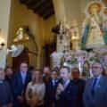 Juan Carlos Sánchez, pregonero de la Semana Santa de Alcalá de Guadaíra