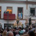 María Auxiliadora procesiona esta tarde por las calles de Alcalá