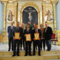 Los Reyes Magos de 2018, Adoradores Honoríficos del Santísimo Sacramento