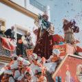 Mañana de Reyes Magos en el Campo de las Beatas