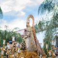 La Virgen del Dulce Nombre procesiona esta tarde por su feligresía