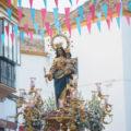 La Casa Salesiana vive hoy su día grande con la procesión de María Auxiliadora