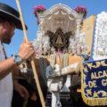 El Rocío de Alcalá adelanta su salida a la mañana de este martes