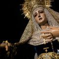 Antonio Bejarano, nuevo vestidor de la Virgen de la Amargura