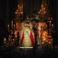La Virgen del Dulce Nombre se traslada este sábado a su altar de cultos