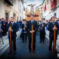 Santiago Navarro será el único candidato a hermano mayor en la Divina Misericordia